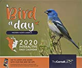 Bird a Day 2020 Interactive Daily Calendar Western North America (Cornell Lab of Ornithology)