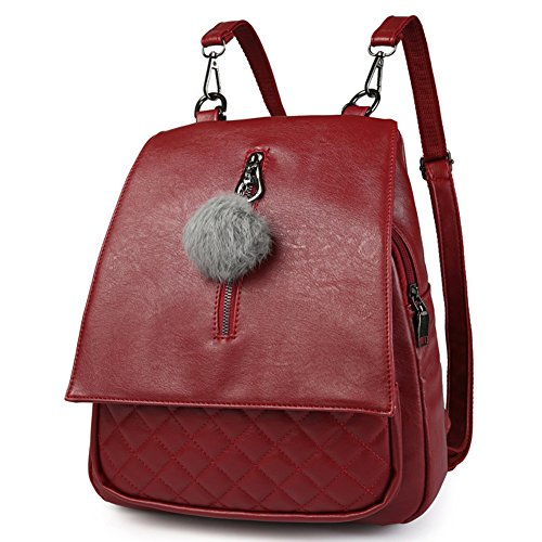 G-AVERIL - Bolso mochila  para mujer granate granate