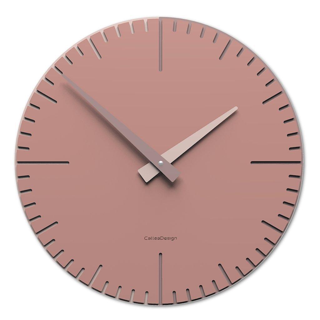 CalleaDesign 壁時計 Exacto (ピンクの雲) B07DLTL2KG ピンクの雲 ピンクの雲