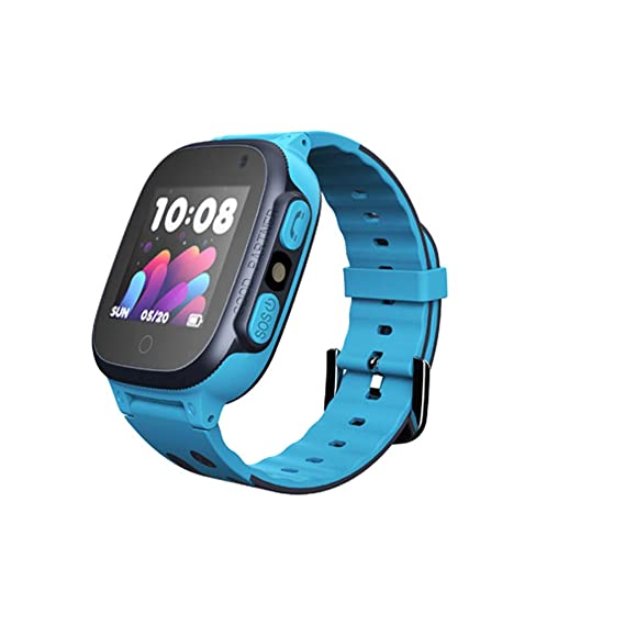Rastreador de GPS para niños Smart Watch a Prueba de Agua ...