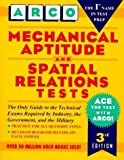 img - for Mechanical Aptitude and Spatial Relations Tests (Arco Aptitude Test Preparation) by Joan U. Levy (1996-01-01) book / textbook / text book