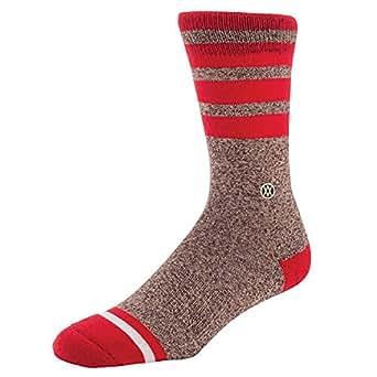 Stance Sock Monkey Socks - Brown - L/XL