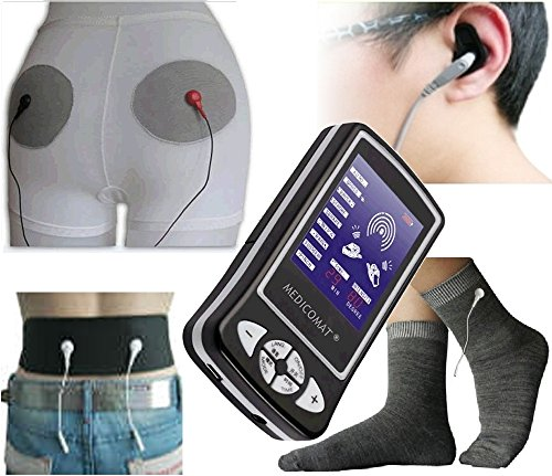 Pain in Buttocks Medicomat-6SJ Treatment Buttock Thighs Lower Back Leg Belt Underpants Pain Relief by Medicomat