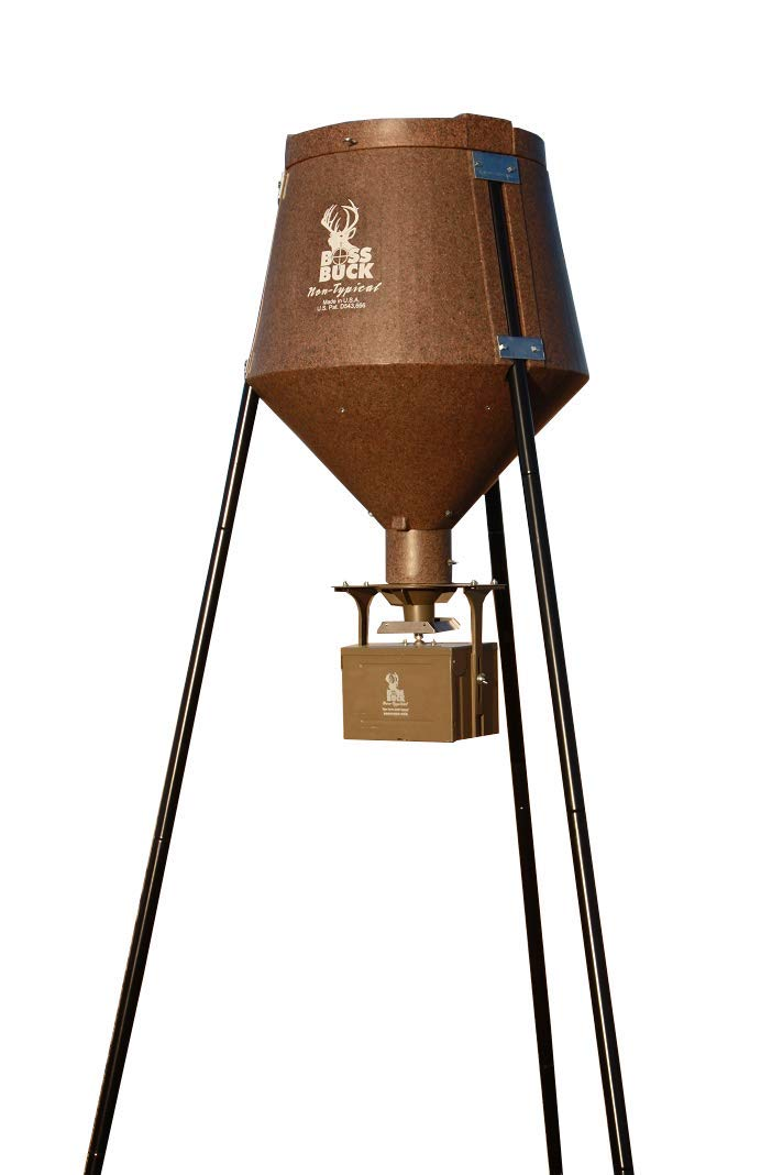 Boss Buck ''All in Series Automatic Deer Feeder by Boss Buck