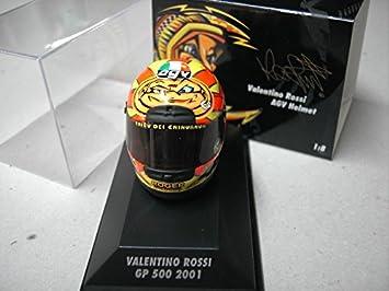 CASCO AGV DE VALENTINO ROSSI GP 250 CC01