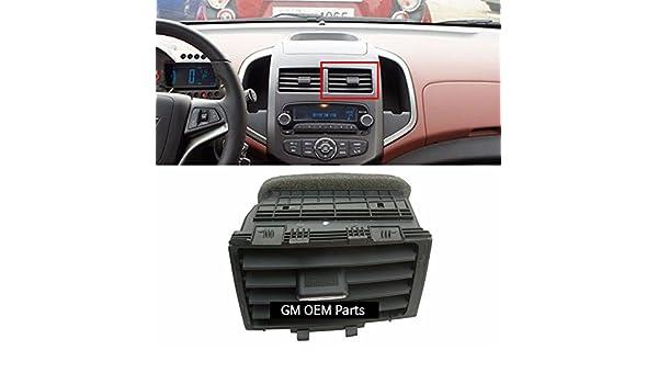 OEM Parts Center left Air vent nozzle 1PC For GM Chevrolet Sonic 2012+