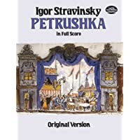 Petrushka in Full Score: Original Version (Dover Music