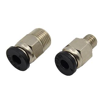 ReliaBot PC4-01 y PC4-M6 conectores (tipo paso) para filamento de ...