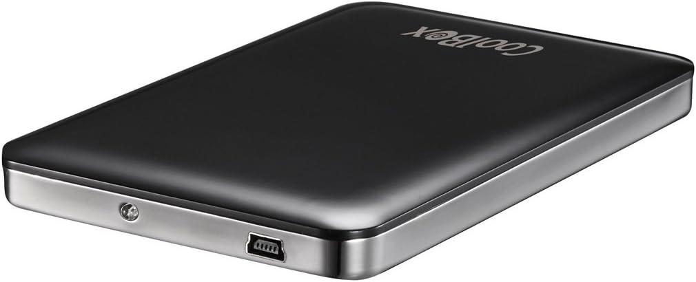 /HDD Enclosure with USB 3.0 CoolBox coo-hd2532/N/ Black
