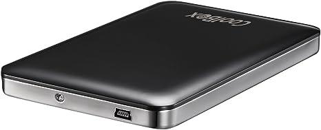 CoolBox COO-HD2532N - Caja HDD, con USB 3.0, Color Negro: Amazon.es: Informática