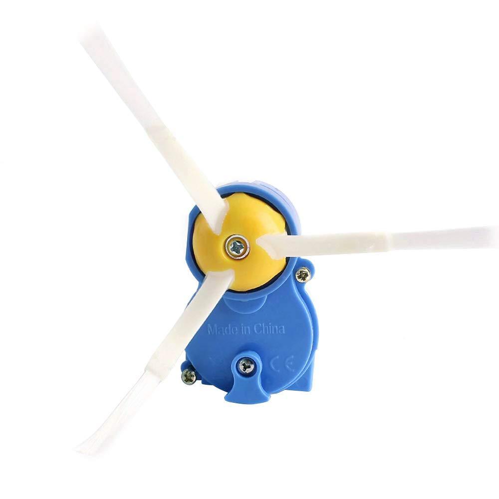 LICHIFIT Improved Side Brush Module Motor for Irobot Roomba 5 6 7 8 9 Series Robot Vacuum 500 600 530 560 620 650 655 760 770