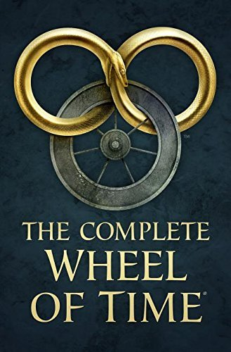 The Complete Wheel of Time Set 1-14 TRADE PAPERBACKS