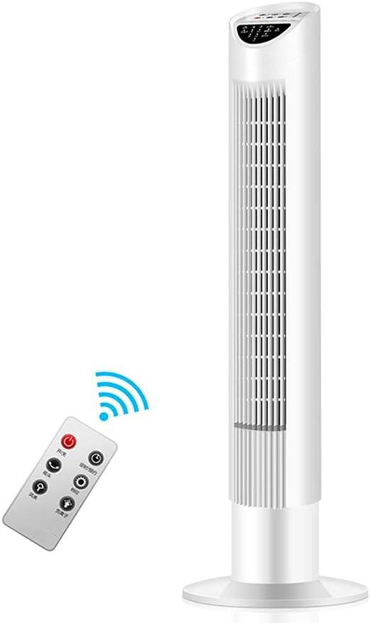 FANS Ventilador de la Torre con Control remoto/55W Ventilador de ...