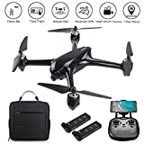 LOHOME JJRC X8 RC Quadcopter - 2.4GHz 6-Axis Gyro 1080P HD 5G WiFi...