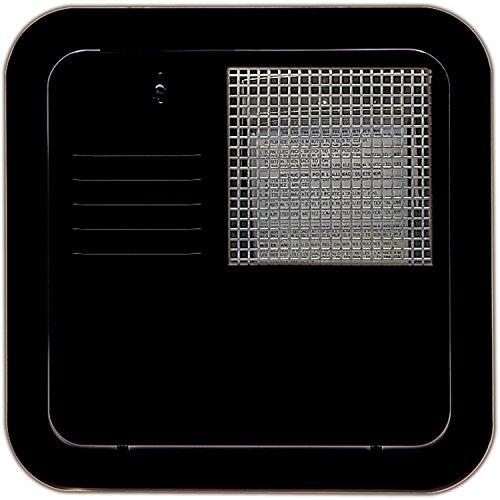 Suburban 6259AEB Water Heater Access Door, Black-10 Gallon