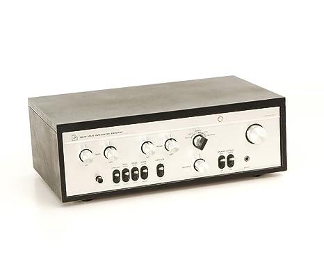 LUXMAN SQ de 503 Amplificador con carcasa de madera: Amazon.es ...