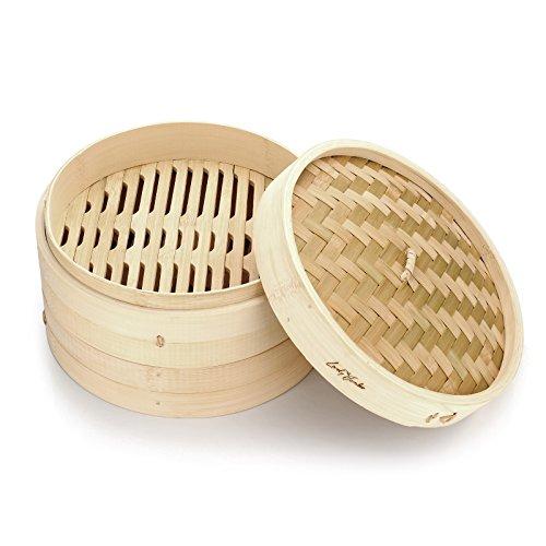 10 bamboo steamer - 2