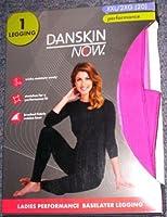 DanSkin Now XXL / 2XG Size 20 Women Pink Performance Baselayer Legging