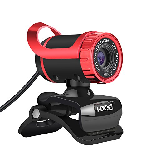 HD 3MP Webcam Camera Wide Angle With Mic USB 2.0 For Laptop PC Windows 7//8//10