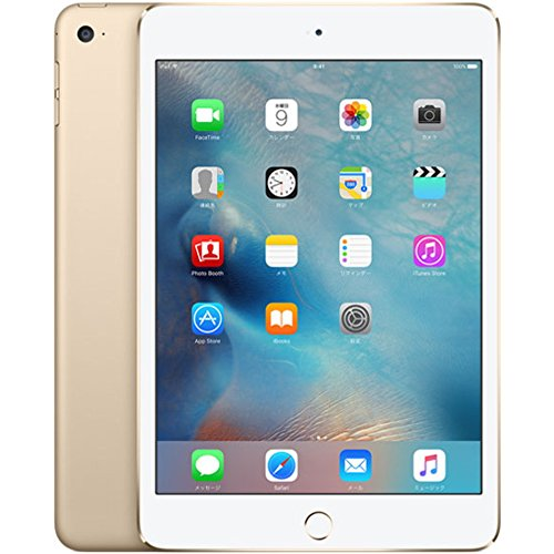 iPad mini 4 SoftBank