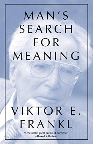 Man's Search For Meaning, Gift Edition (Good Questions To Ask About The Holocaust)