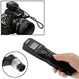 Dig dog bone MC-36R N1 Wireless Timer Remote Shutter Release Compatible Nikon D1 / D2 Series & D3 / D4 Series / D200 / D300 / D700 / D800 Camera