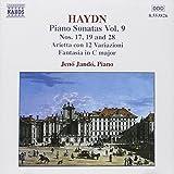 F.J. Haydn: Piano Sonatas, Vol. 9