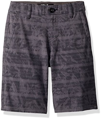 - O'Neill Big Boys Mischief Hybrid Boardshort, Black, 29