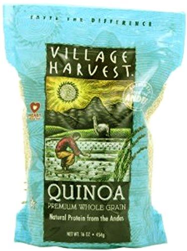 Village Harvest Quinoa, Premium Whole Grain, 16 - Premium Village