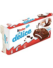 kinder delice chocolate 10 Pieces (390g) [italian import]