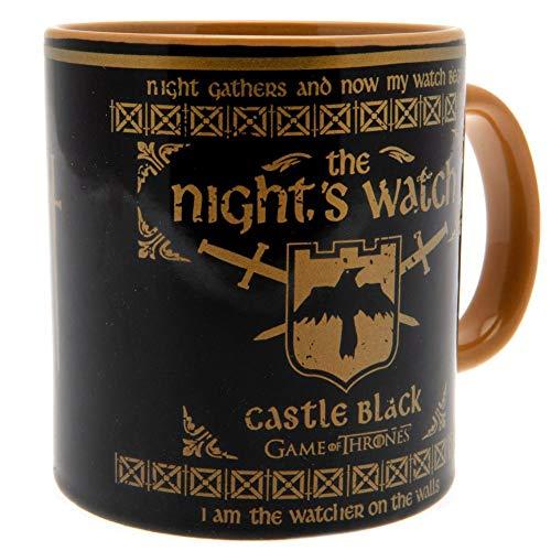 - Game Of Thrones The Nights Watch Mega Mug
