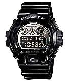 Casio CASIO G - Shock DW - 6900NB - 1 Black Overseas Model Metallic Colors G shockje Shock Men 's Watch Men's Watch Watch Japan