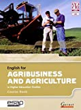 img - for English for Agribusiness and Agriculture in Higher Education Studies - Course Book with Audio CDs book / textbook / text book