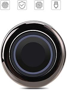 Anti-theft Semiconductor Keyless Fingerprint Lock, Home Drawer Office File Cabinet Wardrobe Biometric Fingerprint Security Lock