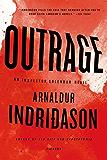 Outrage: An Inspector Erlendur Novel (An Inspector Erlendur Series)