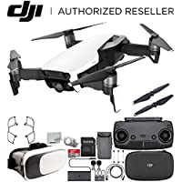 DJI Mavic Air Drone Quadcopter (Arctic White) Virtual Reality Experience Starters Bundle