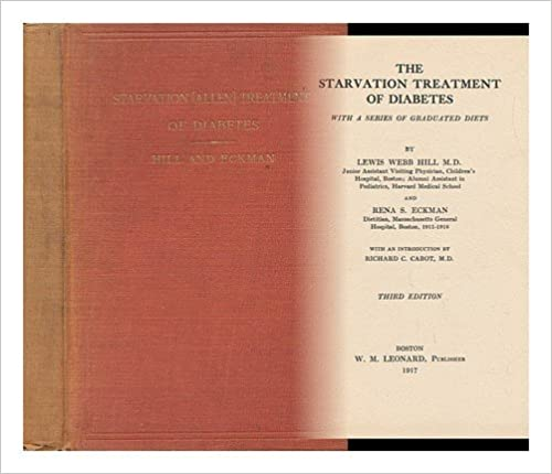 Free audio books m4b download THE STARVATION (ALLEN) TREATMENT OF DIABETES. (German Edition) PDF DJVU FB2