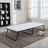 Exceptional Foldaway Folding Bed Cot   Memory Foam   Divano Roma Furniture