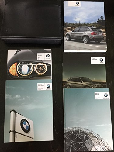 2009 BMW X5 X6 xDrive Owners Manual