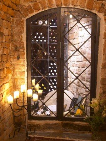 Wine Cellar in Stockholm, Sweden by Per Karlsson