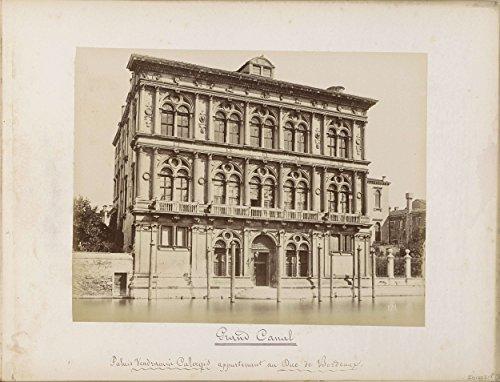 classic-art-poster-palazzo-vendramin-calergi-aan-het-canal-grande-in-veneti-carlo-ponti-1860-1881-24