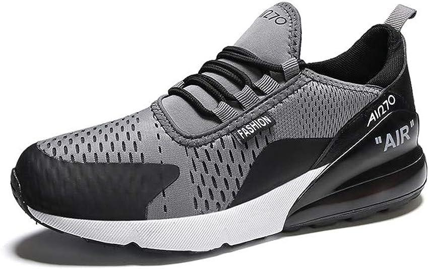 Image of Mujer Zapatillas Deporte para Zapatillas de Ligeras Running Transpirables Cómodas Correr para Zapatos de Malla 35-46 EU