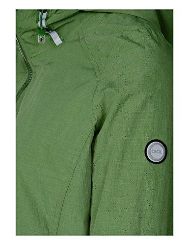Cappotto Green Cecil Verde 21093 Donna lightning Bug Zaaqdvc