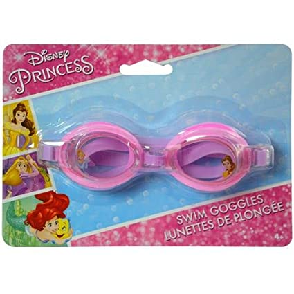 42d5c2a73b23 Image Unavailable. Image not available for. Color  Disney Princess Swimming  Splash Goggles Kid Gear
