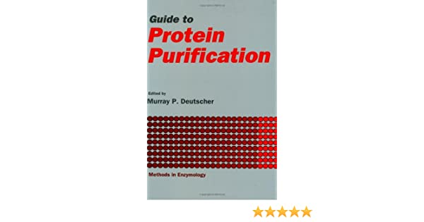 Guide to protein purification volume 182 volume 182 guide to guide to protein purification volume 182 volume 182 guide to protein purification methods in enzymology 9780122135859 medicine health science books fandeluxe Choice Image