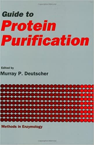 Guide to protein purification volume 182 volume 182 guide to guide to protein purification volume 182 volume 182 guide to protein purification methods in enzymology fandeluxe Choice Image