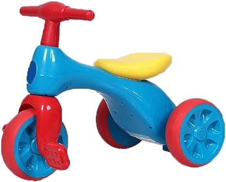 LRHD triciclo for niños de bicicletas, 1-6 bebé de los años Equilibrio de bicicletas, bicicletas