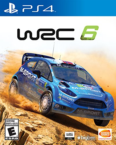 WRC 6: World Rally Championship - PlayStation 4 (Wrc Race)