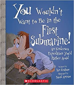 You Wouldnt Want To Get Caught Between >> You Wouldn T Want To Be In The First Submarine An Undersea