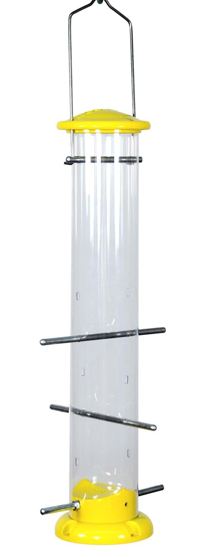 Audubon Kay Home Product's Die-Cast Aluminum Finch Tube Feeder